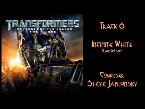 STEVE JABLONSKY - Transformers, The Revenge of the Fallen - The Score.