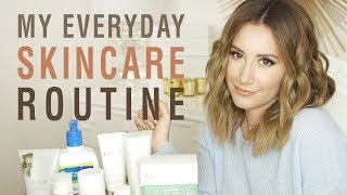 my everyday skin care routine ashley tisdale
