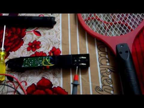 Mosquito Bat Step by Step Repair Tips