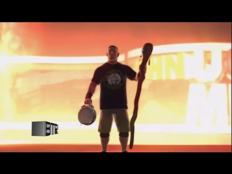 WWE 13 Entrances That Don't Quite fit Featuring John Cena Does The Boogeyman Entrance