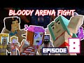 The Most Cruel Arena Fight! Minecraft Story Mode Episode 8