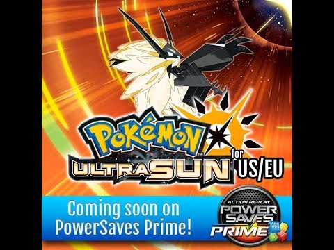 Pokemon Ultra S&M powersaves codes released!! Im DISSAPPOINTED why?