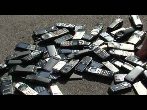 Pupil upgrades with old phones