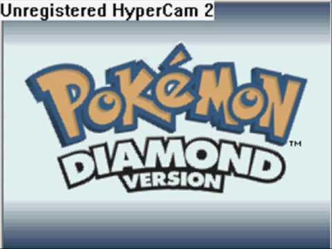 POKEMON DIAMOND WALKTHROUGH PART 6 - MYSTERY GIFT