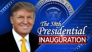LIVESTREAM Trump Inauguration and Parade - FULL COVERAGE PLUS Trump Protesters in Washington D.C.