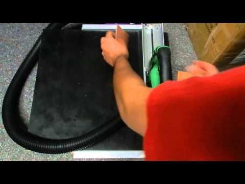 Cutting PCBs with Jigsaw