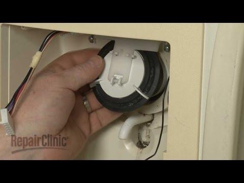 GE Refrigerator Dispenser Door Flap Replacement #WR17X11653