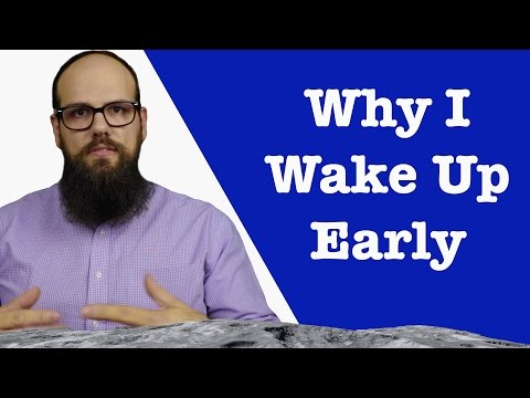 Why I Wake Up Early | Productive Morning Routing for Entrepreneurs