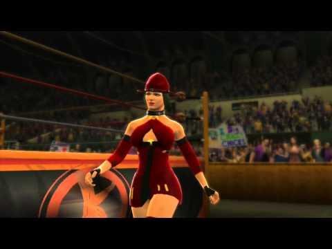 I-No Entrance - WWE 2k14