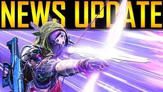 Destiny 2 - NEWS UPDATE! HIDDEN SECRETS!
