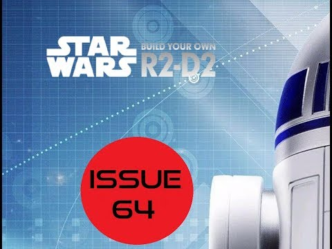 Star Wars Build Your Own R2D2 - Issue 64