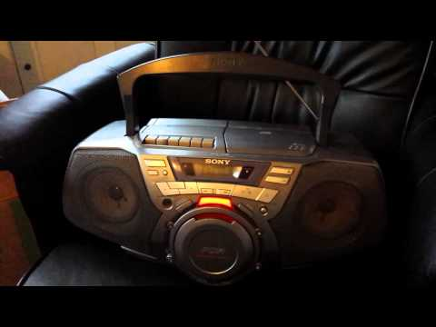Sony Boombox For Sale On Ebay