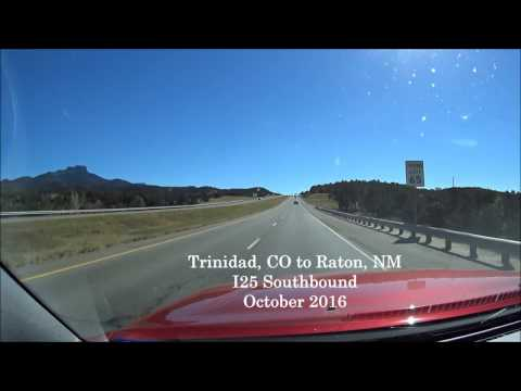 Trinidad, CO to Raton, NM