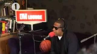 Jay Z Performing Roc Boys At BBC Radio