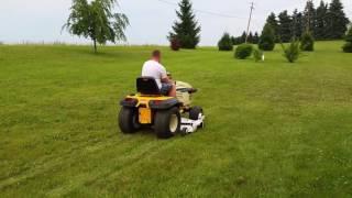 Cub Cadet 2284 super garden tractor