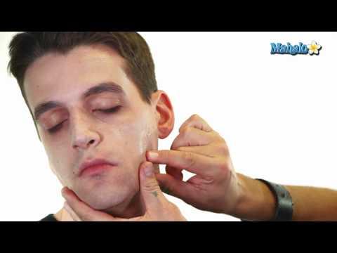 Zombie Makeup - How to Create Fake Skin