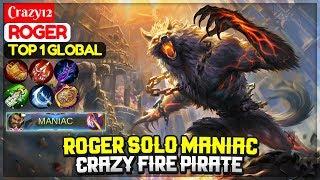 94+ Download Gambar Mobile Legend Roger HD Terbaru