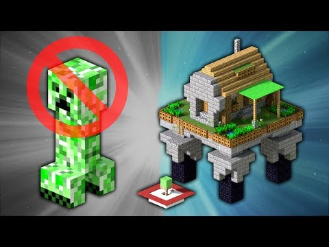 How to Build a Creeper Proof House | Minecraft