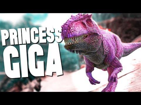 ARK'S PRETTIEST GIGA! - Ark Survival Evolved (Modded)