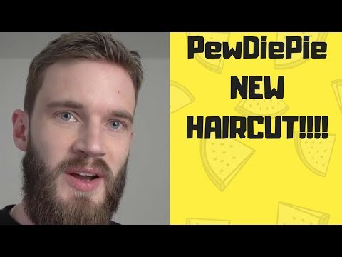 PewDiePie ZUCC NEW Haircut Tutorial - TheSalonGuy