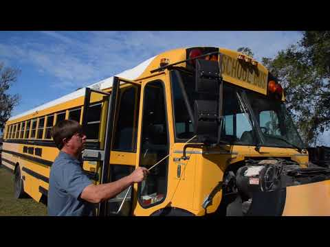 CDL Class B Pre-Trip Inspection (Passenger Bus)