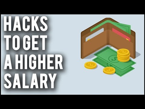 5 Psycho Hacks To Get Higher Salary | What Color is Your Parachute? by Richard Nelson