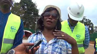 #PMLive: KCCA ROAD INSPECTIONS