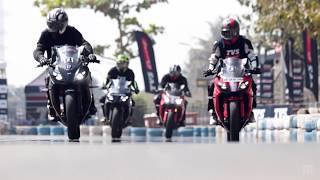 TVS Apache Racing Experience, Mumbai