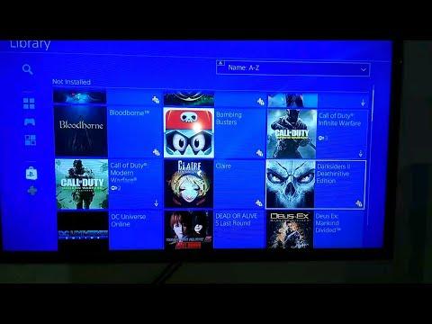 My Ps4 digital Games [HINDI]