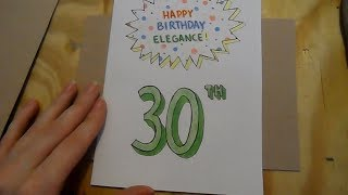 MY 30TH BIRTHDAY!!!