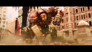 Hulk VS Hulkbuster (Audio Latino)