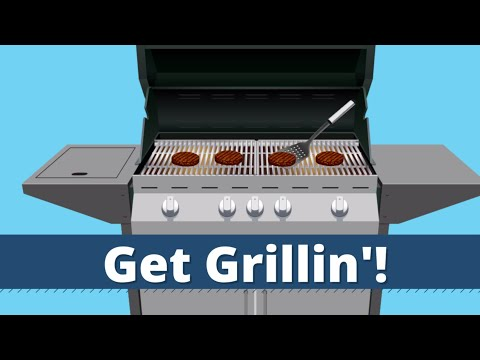 Cleaning Hack: How to Clean Rusty Grill Grates