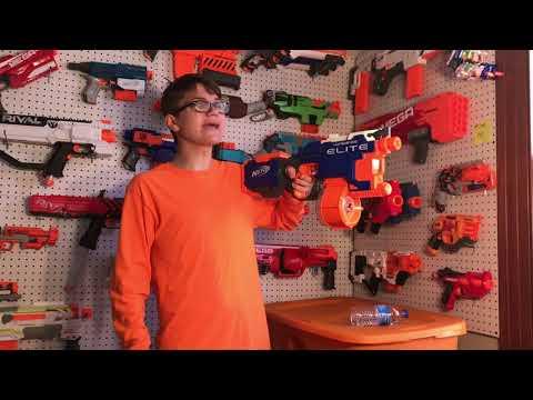 Top Ten | Best Flywheel Nerf Blasters