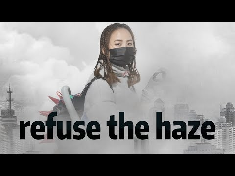 E32 DIY A Super Mask to Against The Haze| Ms Do