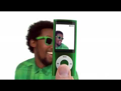 iPod Nano 4th Gen Ad: ''Nano Shoots Video