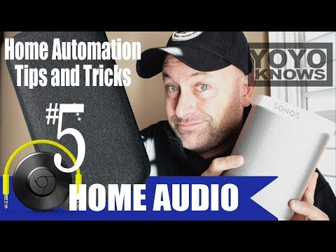 Home Automation Tips & Tricks #5 - AUDIO