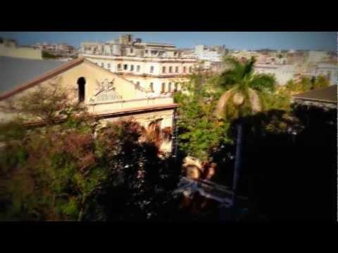 Room view, Saratoga Havana hotel Jan 2013