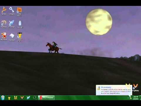 My Legend of Zelda Theme for Windows 7