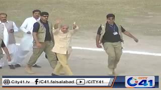 وزیر اعلیٰ پنجاب شہباز شریف کا کمالیہ میں دھواں دھار خطاب۔ ۔ ۔