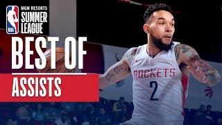 Best of Assists! | MGM Resorts NBA Summer League