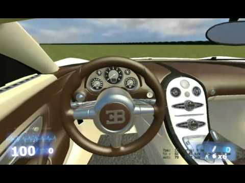 Garry's mod Top gear. Driving 4 fast and good cars.
