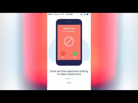 How to easily track unknown caller(number) in iOS/Android using Truecaller. Simple.