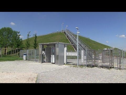 Munich Airport - Observation Hill Besucherpark - 30.05.2018