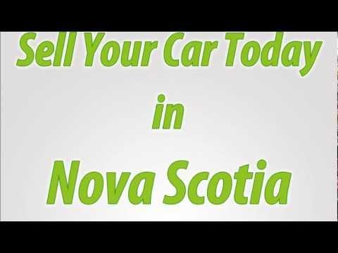 Sell A Car in Nova Scotia
