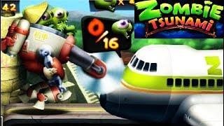 Download Zombie Tsunami #64 Игровой мультик для детей про зомби, веселый детский мультик игра для малышей Video