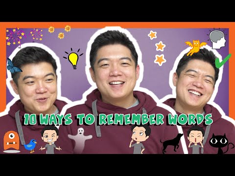 Learn the Top 10 Ways to Remember Korean Words - Korean Vocabulary
