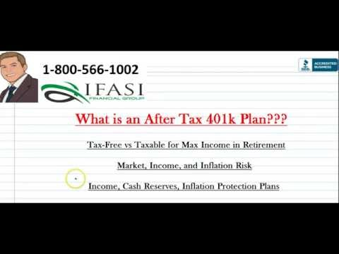 After Tax 401k - What is an After Tax 401k