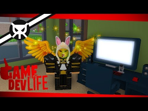 MY OWN GAMING COMPANY ▼ Game Dev Life ROBLOX ▼ First Impression