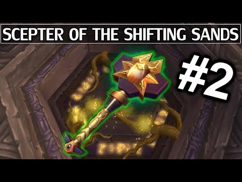 The Scepter of the Shifting Sands [2/3] Quest Log Episode 2