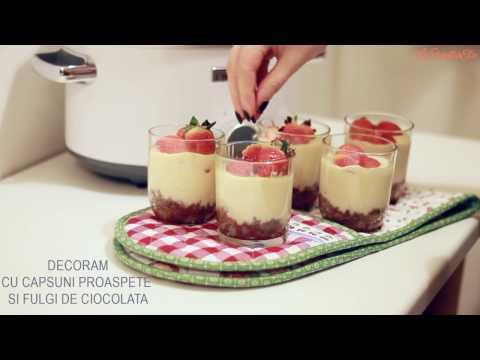 Mini cheesecakes in Crock-Pot
